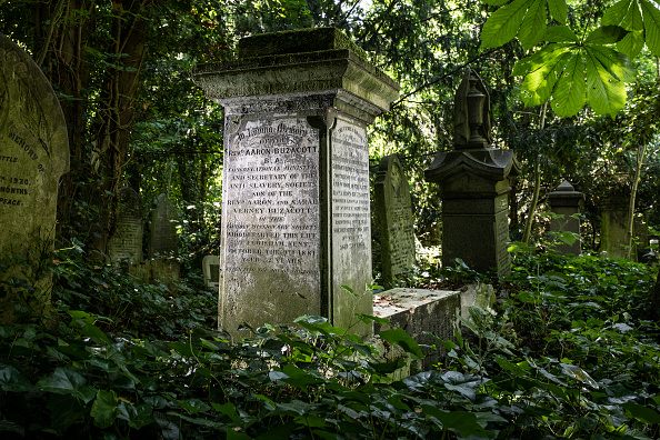 Black History in the UK「Abolitionist History In London's Abney Park Cemetery」:写真・画像(2)[壁紙.com]