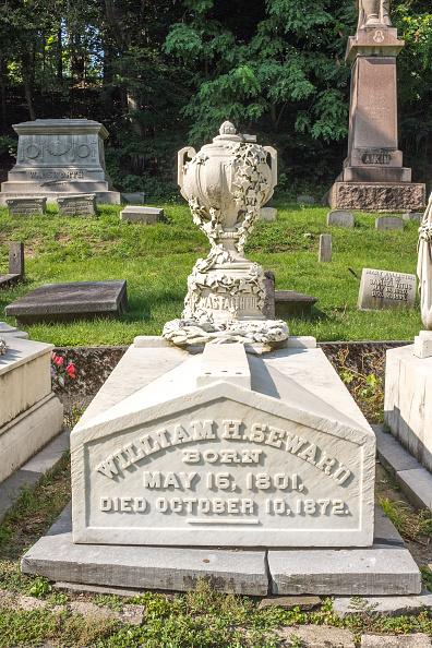 歴史「Grave Of William H Seward」:写真・画像(9)[壁紙.com]
