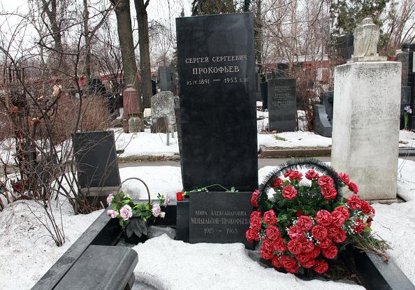 T 「Prokofiev's Grave」:写真・画像(13)[壁紙.com]