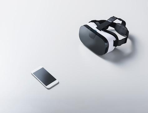 Training Equipment「VR glasses and smart phone」:スマホ壁紙(10)