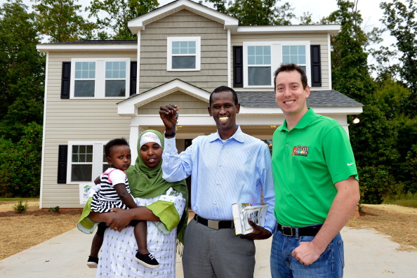 New「Habitat For Humanity Charlotte - Kyle Busch Key Presentation」:写真・画像(16)[壁紙.com]