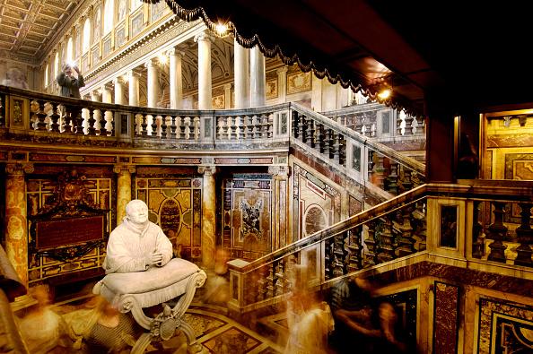 Intricacy「Santa Maria Maggiore church, Rome, Italy」:写真・画像(8)[壁紙.com]