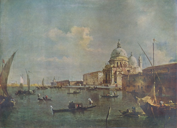 乗客輸送船「Santa Maria Della Salute」:写真・画像(10)[壁紙.com]