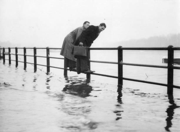 Thames Flood:ニュース(壁紙.com)