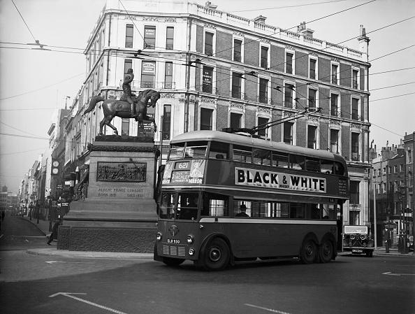 Trolley Bus「London Trolley Bus」:写真・画像(10)[壁紙.com]