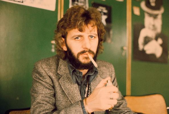 リンゴ・スター「Ringo Starr」:写真・画像(1)[壁紙.com]