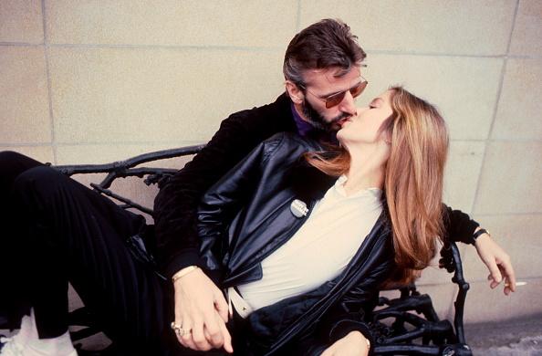 リンゴ・スター「Ringo Starr And Barbara Bach」:写真・画像(14)[壁紙.com]