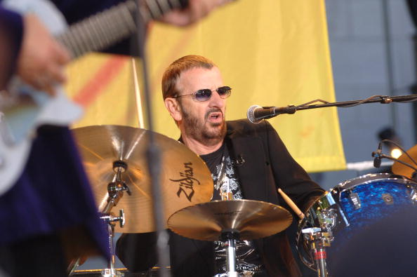 Part of a Series「GMA Summer Concert Series With Ringo Starr」:写真・画像(18)[壁紙.com]