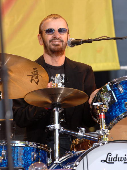 Part of a Series「GMA Summer Concert Series With Ringo Starr」:写真・画像(19)[壁紙.com]