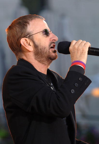 Part of a Series「GMA Summer Concert Series With Ringo Starr」:写真・画像(17)[壁紙.com]