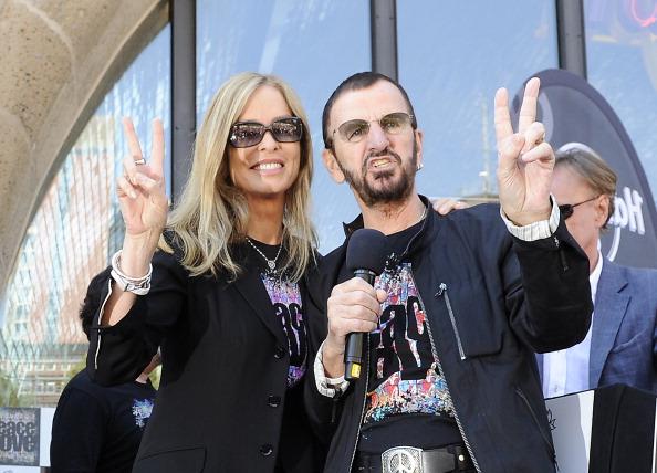 Christian Augustin「Ringo Starr Opens Hard Rock Cafe Hamburg」:写真・画像(3)[壁紙.com]