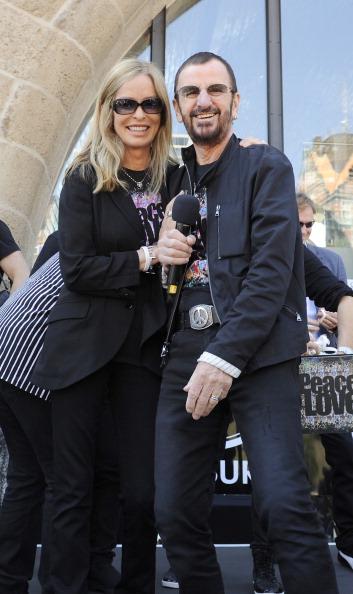 Christian Augustin「Ringo Starr Opens Hard Rock Cafe Hamburg」:写真・画像(2)[壁紙.com]