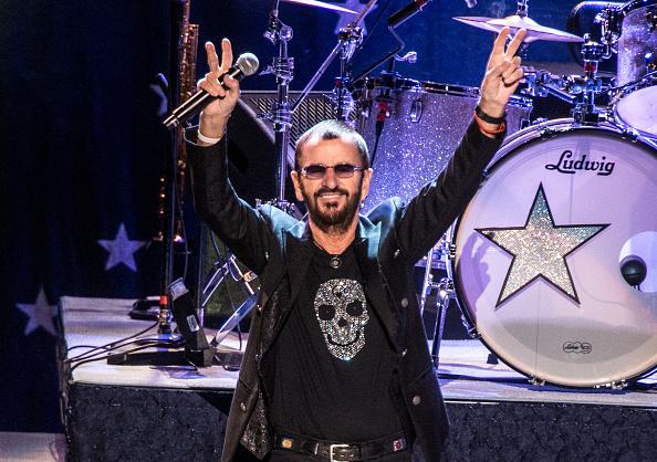 リンゴ・スター「Ringo Starr & His All-Starr Band In Concert - New York, New York」:写真・画像(0)[壁紙.com]