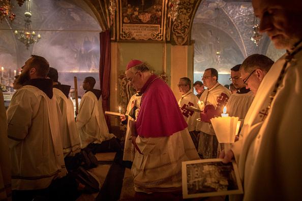 Old Town「Easter Celebrations in Jerusalem」:写真・画像(16)[壁紙.com]