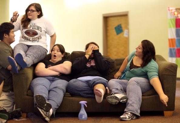 Heavy「Special School Helps Teen Combat Childhood Obesity」:写真・画像(8)[壁紙.com]