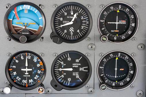 Piloting「Cockpit instrument panel」:スマホ壁紙(14)