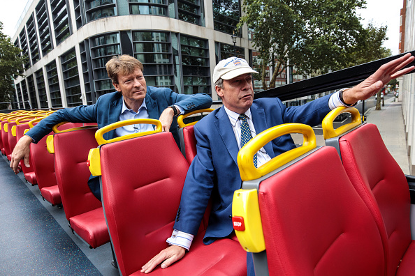 MEP「Nigel Farage Launches Leave Means Leave Campaign In London」:写真・画像(6)[壁紙.com]