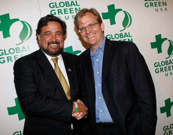 Business Finance and Industry「Global Green USA's 5th Annual Awards Season Celebration - Arrivals」:写真・画像(18)[壁紙.com]