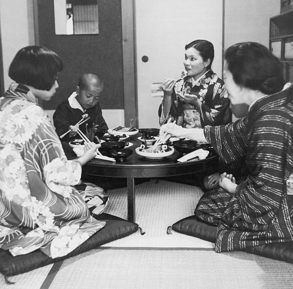 日本人のみ「Japanese Meal」:写真・画像(1)[壁紙.com]