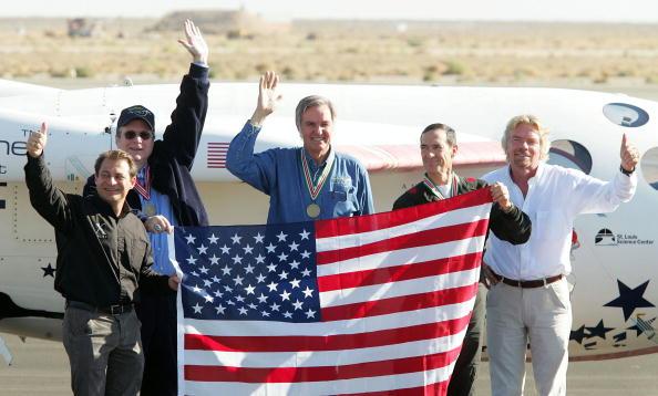 Success「SpaceShipOne Takes Second Flight Towards $10 Million X-Prize」:写真・画像(19)[壁紙.com]