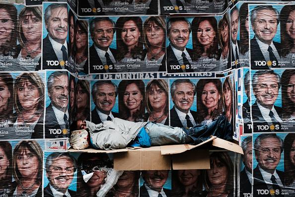 Bestpix「Markets React After Alberto Fernandez Is Elected President In Argentina」:写真・画像(0)[壁紙.com]
