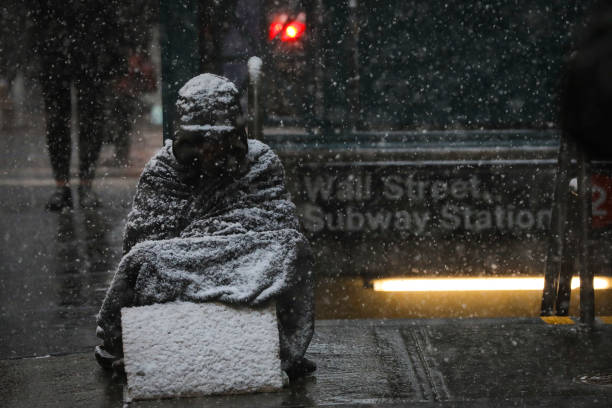 Polar Vortex From Upper Midwest Brings Extreme Cold Temperatures To New York City:ニュース(壁紙.com)