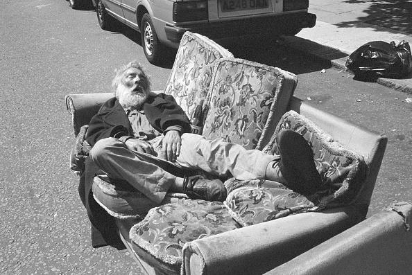 Sofa「Street Sleeper」:写真・画像(6)[壁紙.com]