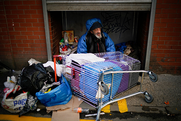 Homelessness「Councils To House Rough Sleepers Amid Coronavirus Outbreak」:写真・画像(1)[壁紙.com]