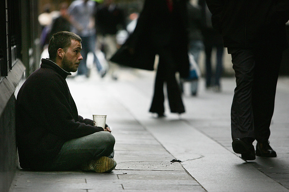 Handout「Shelter Releases Latest Homeless Figures For Scotland.」:写真・画像(1)[壁紙.com]