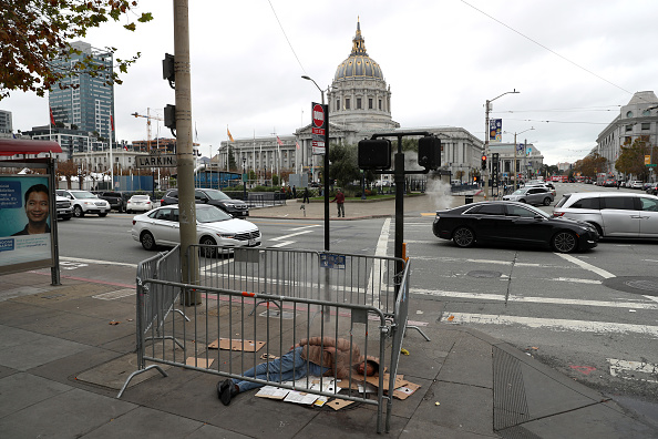 Homelessness「California Governor Newsom Releases $650 In Aid To Combat Homelessness」:写真・画像(18)[壁紙.com]