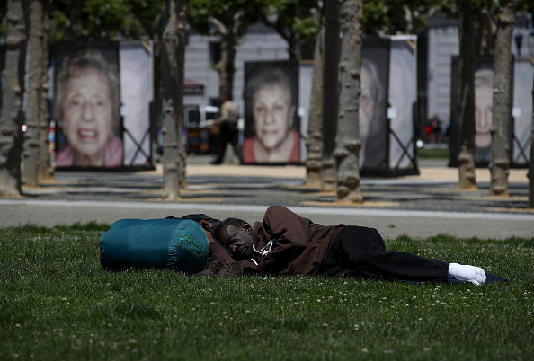 Homelessness「Number Of Homeless On San Francisco Streets Rises 17 Percent Over Last Two Years」:写真・画像(13)[壁紙.com]