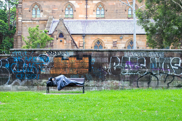 Homelessness「Strict Restrictions In Place For Australians As Number Of Confirmed Coronavirus Cases Climb」:写真・画像(3)[壁紙.com]