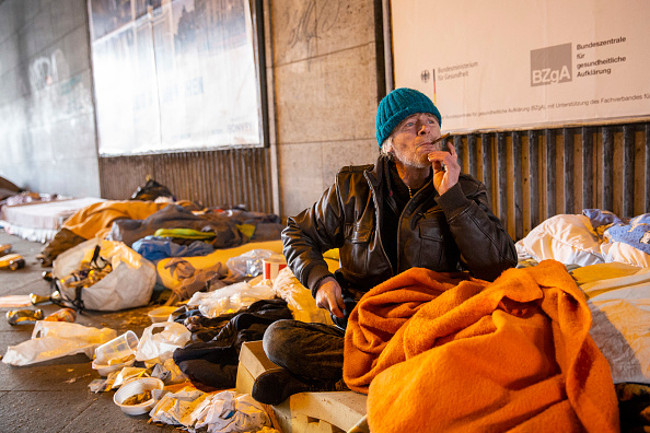 Homelessness「Berlin Counts Its Homeless」:写真・画像(6)[壁紙.com]
