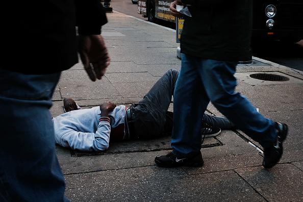Philadelphia - Pennsylvania「New Data Finds Philadelphia's Poverty Rate Worst Of The Major U.S. Cities」:写真・画像(7)[壁紙.com]