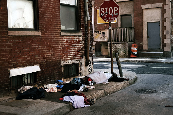Homelessness「New Data Finds Philadelphia's Poverty Rate Worst Of The Major U.S. Cities」:写真・画像(12)[壁紙.com]