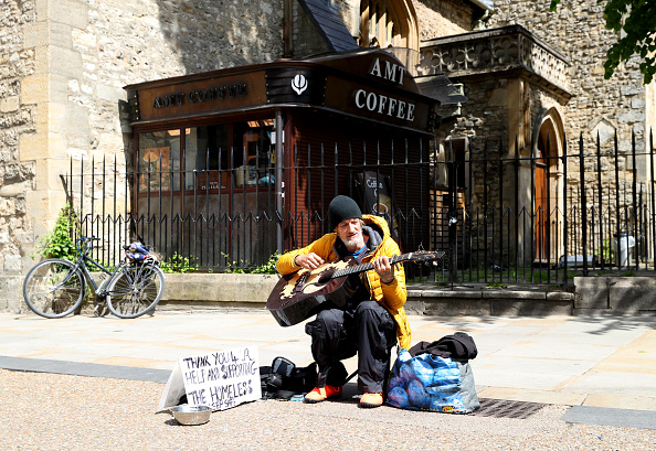 Homelessness「UK In Sixth Week Of Coronavirus Lockdown」:写真・画像(10)[壁紙.com]