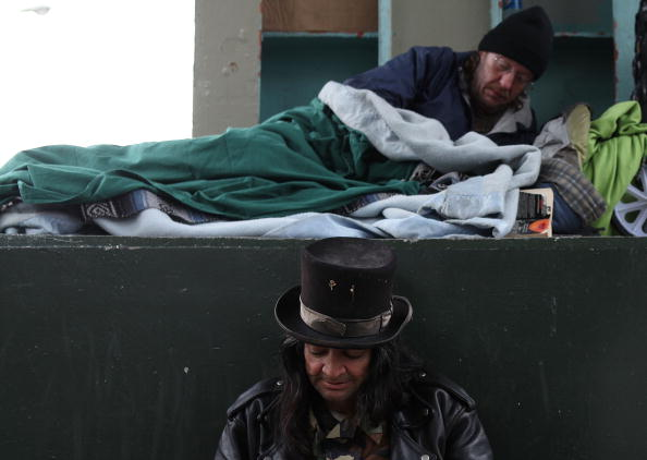 Homelessness「San Francisco Battles With Homelessness Problem」:写真・画像(15)[壁紙.com]