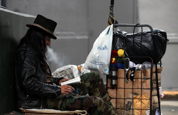 Homelessness「San Francisco Battles With Homelessness Problem」:写真・画像(12)[壁紙.com]