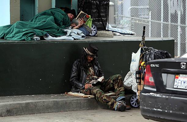 San Francisco Battles With Homelessness Problem:ニュース(壁紙.com)