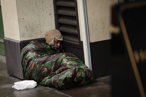 Homelessness「Homeless Figures In London Double In Past Six Years According To Charities」:写真・画像(12)[壁紙.com]