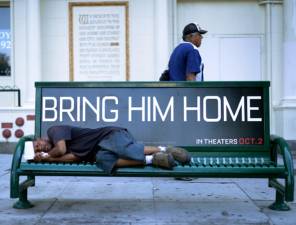 Homelessness「Los Angeles Mayor Declares State Of Emergency Over Homelessness Problem In City」:写真・画像(7)[壁紙.com]