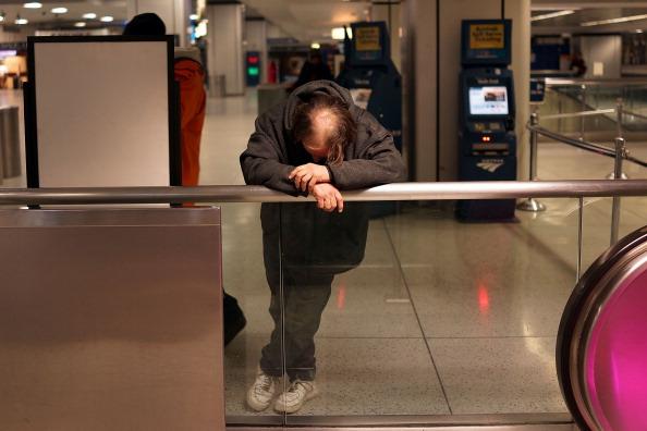 アメリカ合州国「Annual Homeless Survey Aims For Accurate Census Of New York City's Street Population」:写真・画像(0)[壁紙.com]
