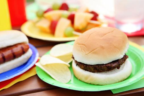 Hot Dog「picnic table」:スマホ壁紙(7)