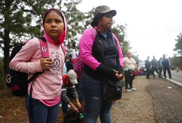 New「New Migrant Caravan Travels From Honduras To U.S. -Mexico Border」:写真・画像(15)[壁紙.com]