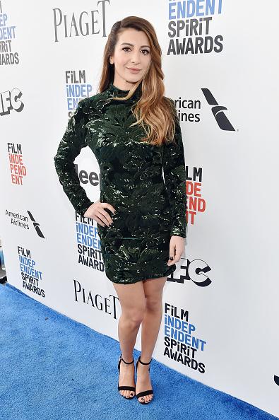 Nasim Pedrad「2017 Film Independent Spirit Awards  - Red Carpet」:写真・画像(10)[壁紙.com]