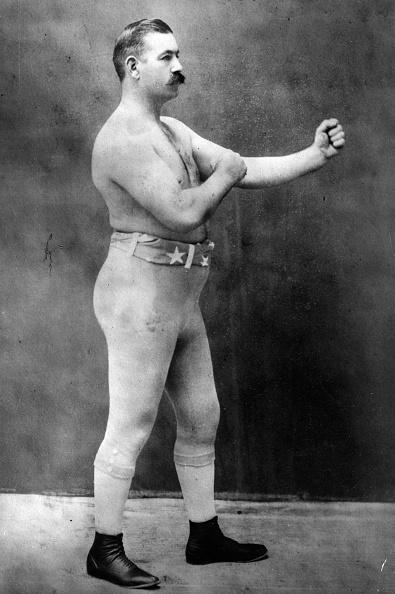 ボクシング「John  L Sullivan」:写真・画像(8)[壁紙.com]