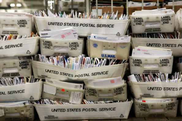 Post - Structure「Post Offices Across Country Brace For Expected Busiest Mail Day」:写真・画像(9)[壁紙.com]
