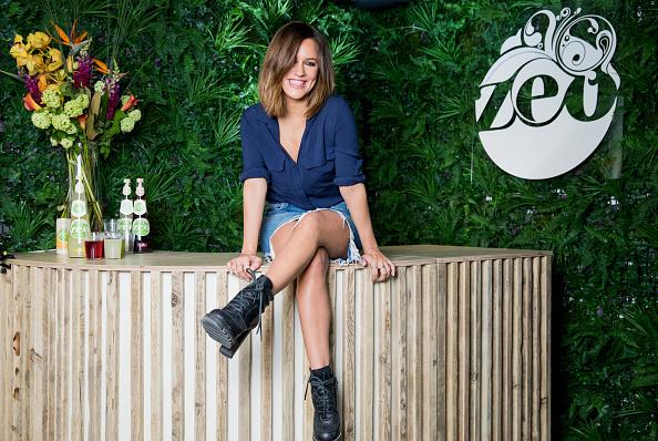 Healthy Eating「Caroline Flack Opens Zeo Dry Bar」:写真・画像(10)[壁紙.com]