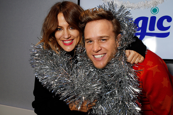 Magic Kingdom「Caroline Flack & Olly Murrs Visit Magic - NOVEMBER 27, 2014」:写真・画像(8)[壁紙.com]