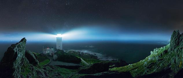 Beacon「Start Point Lighthouse-Devon」:スマホ壁紙(3)